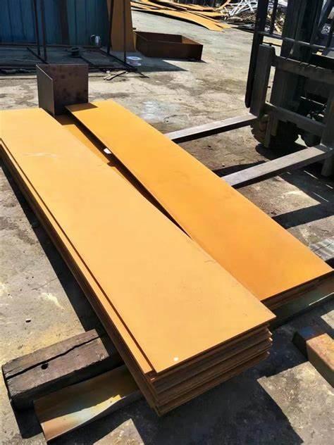 枣庄锈红耐候钢板镂空价格, 烟台锈红耐候钢板镂空价格