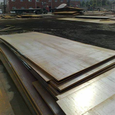 锈耐候钢板价格,耐候钢板怎么会掉锈