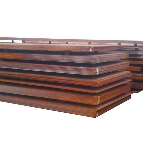 耐候钢板加工工艺,耐候锈钢板加工